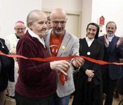 inaugurazione Casa di Riposo Marangoni